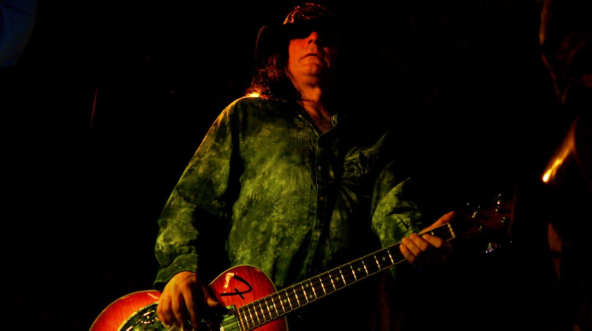 Paul Cardone (P.C.), Bassist for Dry River Yacht Club and Founding Member of the Apache Lake Music Festival.