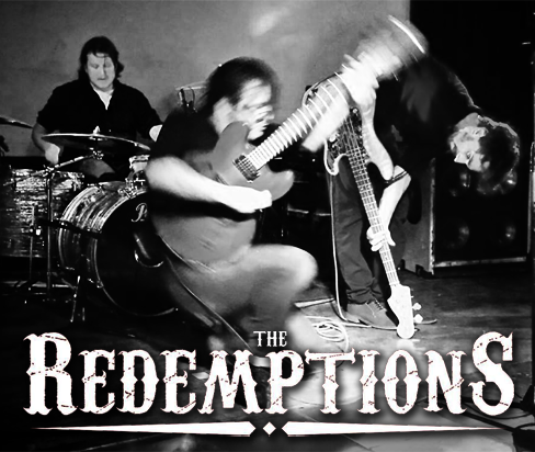 Anthony Fama- Vocals and Guitar for The Redemptions